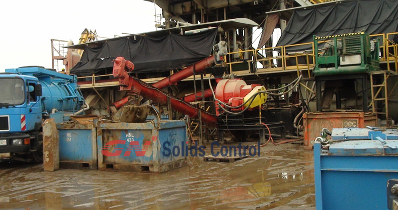 drilling waste management rigsite