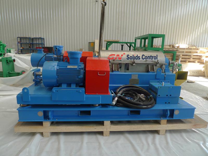 framework decanter centrifuge