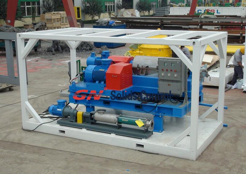 GN framework centrifuge