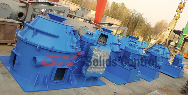 000000 GN Vertical cuttings dryer