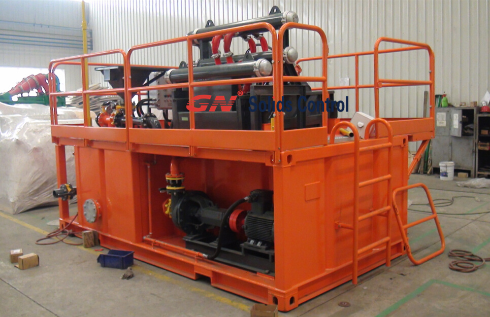 mud system for England customer