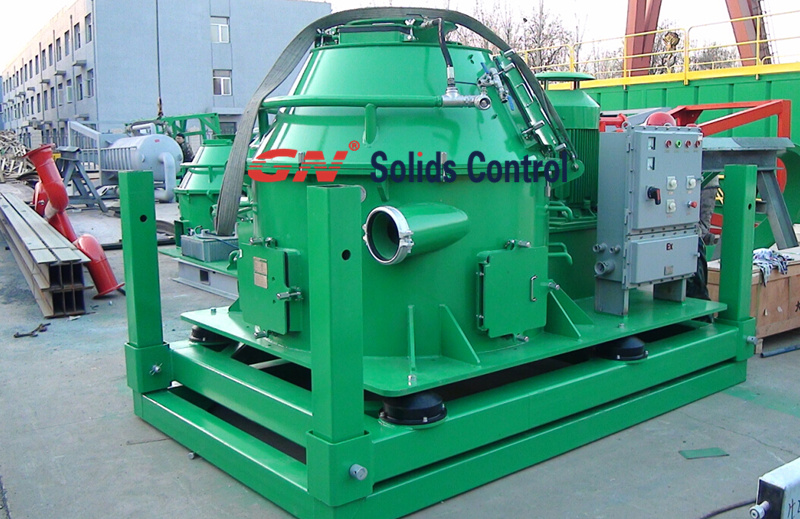 vertical cuttings dryer for middle east