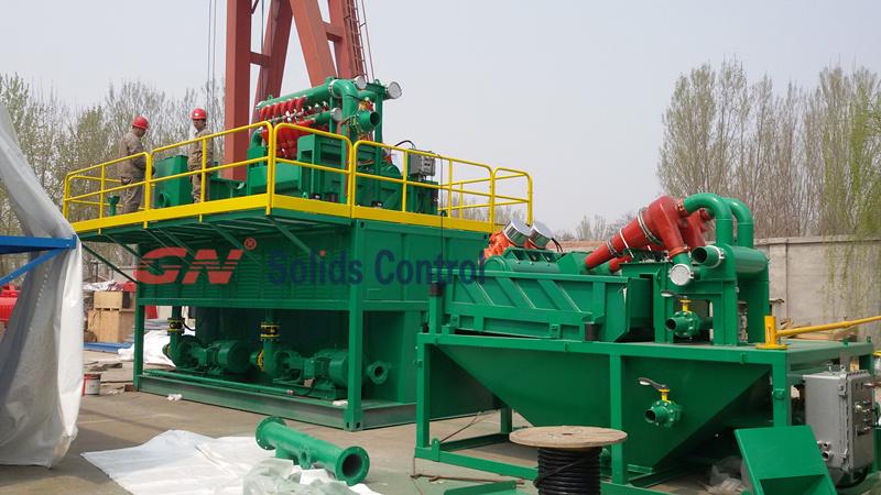HDD mud system 2015.04