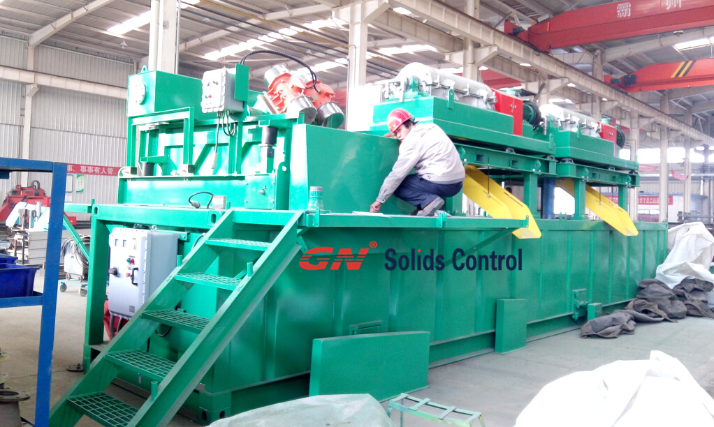 2015.11.05 dual centrifuge system for mining project